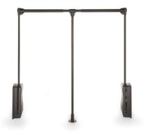 Kledinglift 10 kg, kastbreedte 600 tot 830 mm