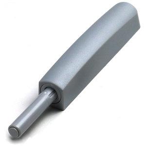 druksnapper voor greeploze deuren grijs